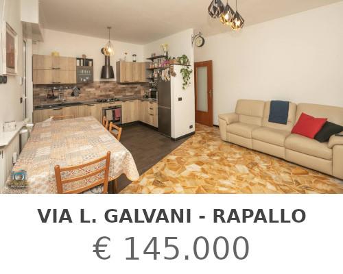 via Luigi Galvani Rapallo
